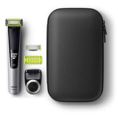 image PHILIPS QP6620/64 Tondeuse barbe et corps OneBlade Pro