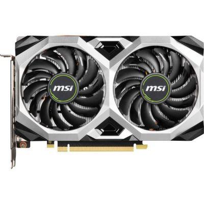 image MSI NVIDIA GEFORCE GTX 1660 Super Ventus XS OC Carte Graphique '6GB GDDR6, 1815MHz, 3X DisplayPort, HDMI, Dual Fan Cooling System'