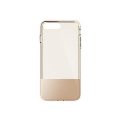 image Belkin - F8W852btC02 - SheerForce - Coque avec Dos Transparent pour iPhone 7+/8+ - Or