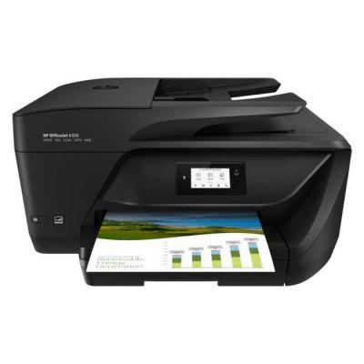 image produit Imprimante HP OfficeJet 6950 - 4 en 1 - jet d'encre - couleur- Eligible Instant Ink 70% d'économies sur l'encre