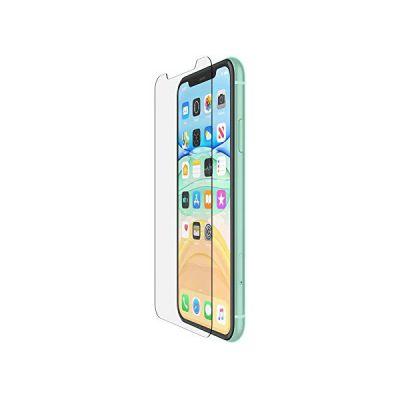 image Belkin Protection d'écran ScreenForce TemperedGlass pour iPhone11 (compatible avec l'iPhoneXR)