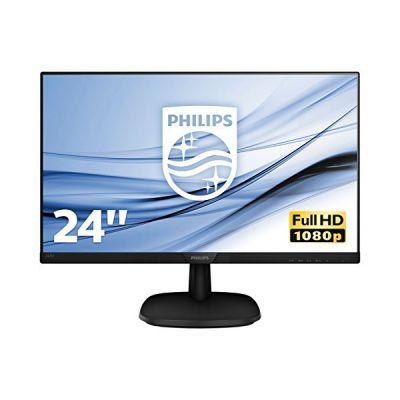 image Ecran PC Philips 243V7QJABF 23,8 pouces SMB Black