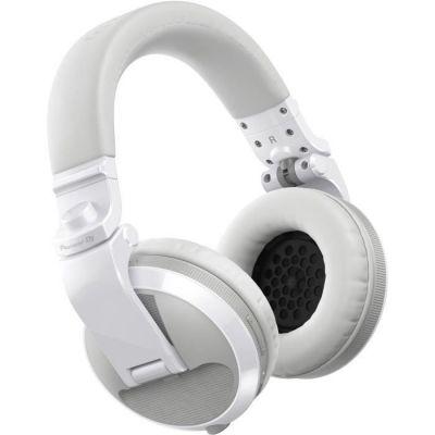 image Pioneer DJ HDJ-X5BT-W Bluetooth Headphones, White