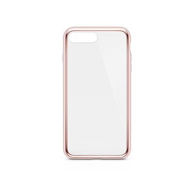 image Belkin - F8W850btC03 - SheerForce Elite - Coque avec Dos Transparent pour iPhone 7+/8+ - Or Rose