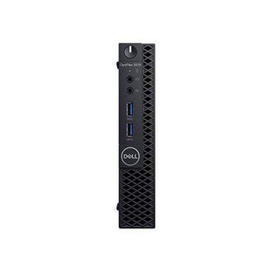 image Dell OPTIPLEX 3070 MFF I5-9500T 128GB 8GB NOOD W10P FR