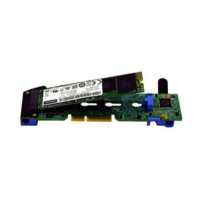 image Lenovo ThinkSystem SR650/SR550/SR590 Micron5100 480G M.2 Airduct Upgrade Kit