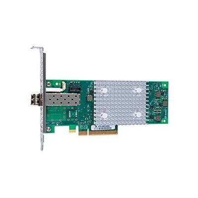 image Lenovo 01CV750 Carte réseau Fibre 16000 Mbit/s Interne - Cartes réseau (Interne, avec Fil, PCI Express, Fibre, 16000 Mbit/s, Vert)