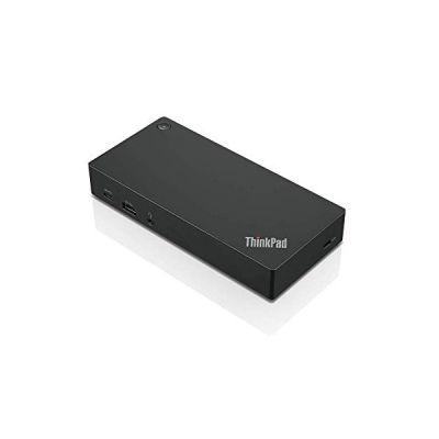 image Lenovo 40AS0090EU Station d'accueil USB C Gen2