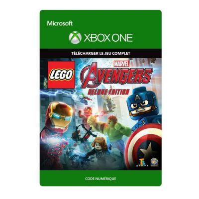 image Lego Marvel Avengers Edition Deluxe Jeu Xbox One à télécharger