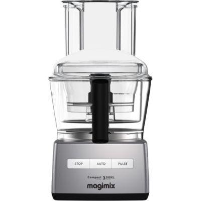 image Magimix 18371F Robot de cuisine Chrome mett