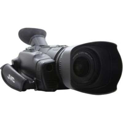 image JVC GY-HM170E Camescopes Classique Zoom Optique 12 x 12.4 Mpix