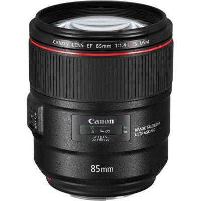 image produit Canon EF 85mm f/1.4L IS USM Festbrennweite Objectif - livrable en France
