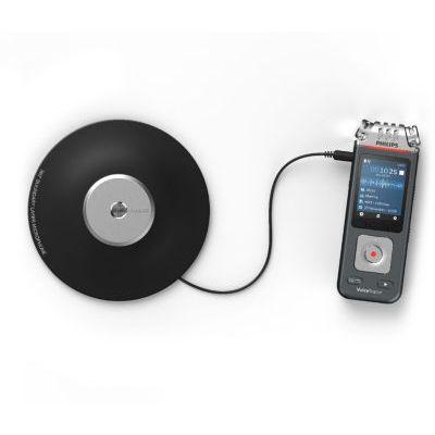 image Philips Enregistreur Voicetracer réunion Sur 360° Microphone de surface Inlus DVT8110