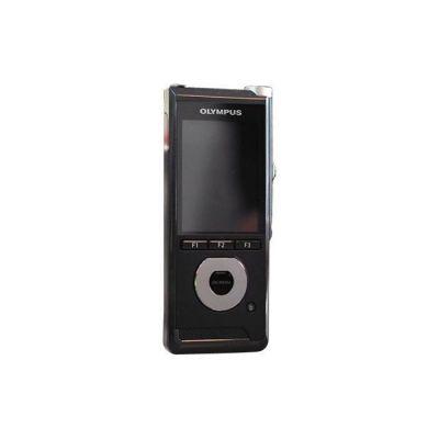 image Olympus DS-2600 Enregistreur vocal professionel avec commutateur à glissière et logiciel de gestion de la dictée | DSS Pro, MP3, PCM | USB | Emplacement pour carte SD externe + mémoire interne 2 Go