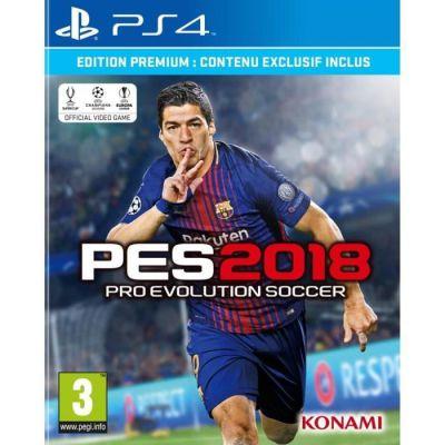 image PES 2018 Premium D1 Edition