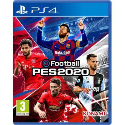 image Jeu efootball PES 2020 sur Playstation 4 (PS4)