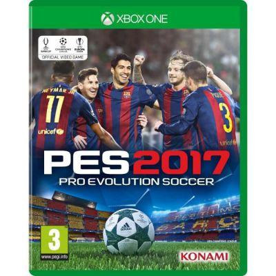 image Jeu PES 2017 sur Xbox One