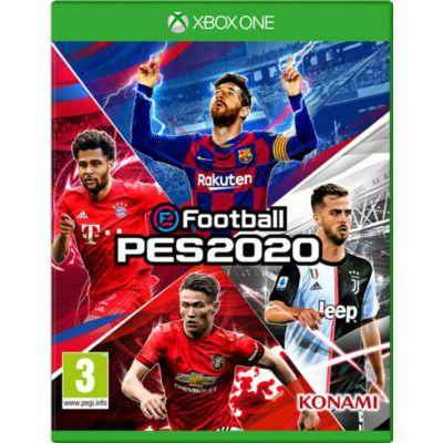 image Jeu eFootball PES 2020 sur Xbox One