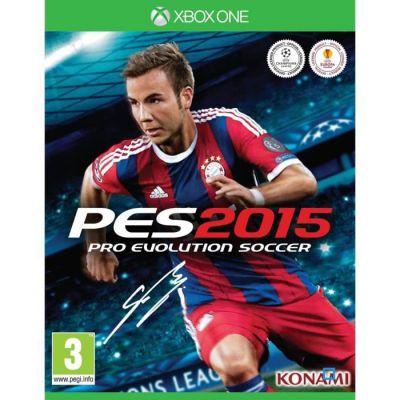 image PES 2015 : Pro Evolution Soccer