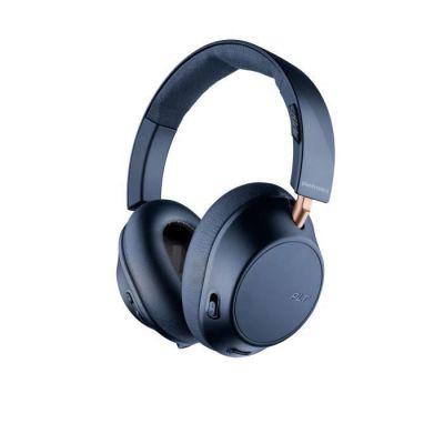image PLANTRONICS BackBeat GO 810 Casque avec Active Noise Cancelling - Bleu marine