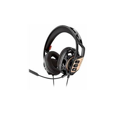 image Plantronics RIG 300 Casque Audio Binaural Bandeau Noir - Casques Audio (Console de Jeu/PC/Jeux, Binaural, Bandeau, Noir, avec Fil, 1,5 m)