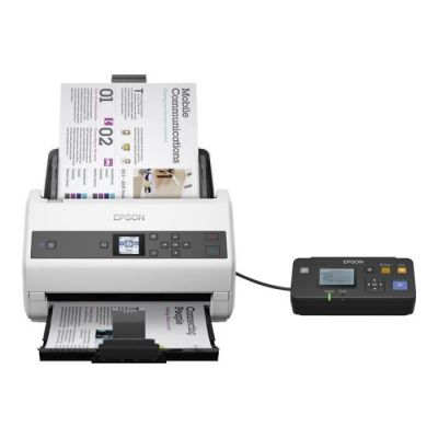 image produit Epson Scanner Workforce DS-970 - livrable en France