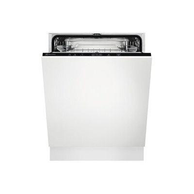 image Electrolux EEA27200L lave-vaisselle Entièrement intégré 13 places A++ - Lave-vaisselles (Entièrement intégré, Taille maximum (60 cm), Blanc, Noir, Senseur, 1,5 m)