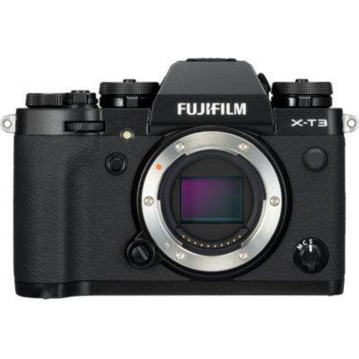 image Fujifilm X-T3 Appareil Photo numérique avec Objectif stabilisateur d'image Optique Fujinon XF16-80mmF4 R WR Noir