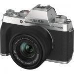image produit Fujifilm Kit X-T200 Appareil photo Argent + XC15-45 mm - livrable en France