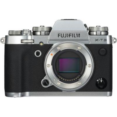 image Fujifilm Appareil photo compact hybride X-T3 26,1 Mpix Argent/Noir