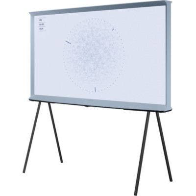 image TV QLED Samsung The Serif QE55LS01T Bleu