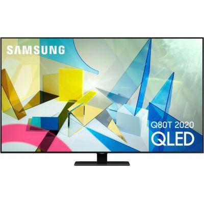 image TV QLED Samsung 75 pouces QE75Q80T