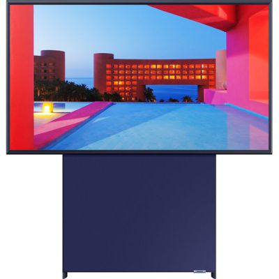 image TV QLED Samsung THE SERO QE43LS05T (2020)