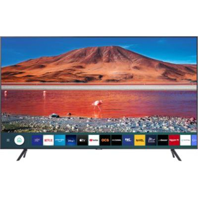 image TV LED Ultra HD 4K 138 cm SAMSUNG UE55TU7125 - 55 pouces - HDR10+ - Smart TV - Wifi - Compatible AirPlay 2.0 / Google Assistant / Alexa - Netflix, My Canal, Disney+, YouTube, Prime Vidéo