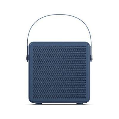 image Marshall Urbanears Ralis Enceinte Portable Bluetooth Étanche IPX2 - Bleu Ardoise (EU) One Size