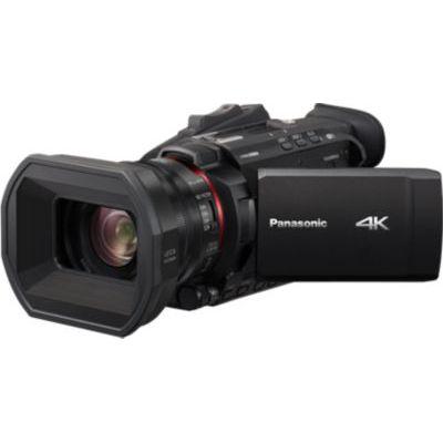 image Panasonic X1500   Caméscope Semi-Pro 4K (Qualité vidéo 4K 60p, Zoom Optique Leica 24x, 25mm, Stabilisé, Viseur, Enr. Interne 4:2:2 10 bit 4K, Live Streaming FHD) Noir – Version Française