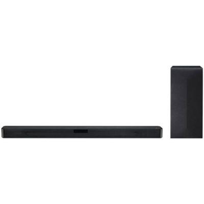 image LG SL4Y Haut-Parleur soundbar 2.1 canaux 300 W Noir - Haut-parleurs soundbar (2.1 canaux, 300 W, DTS Digital Surround,Dolby Digital, 50 W, 4 Ohm, 82 DB)