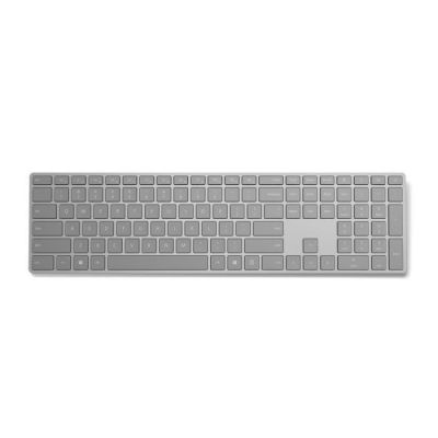 image Microsoft - Clavier Surface AZERTY & Souris Surface Grise