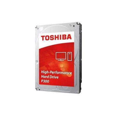 """image TOSHIBA P300 disque dur interne 1 To – 3,5"""" (pouces) – disque dur SATA (HDD) – 7200 tours par minute (tpm) – 6 Go/s – pour ordinateurs de jeu, PCs de bureau, stations de travail, etc."""