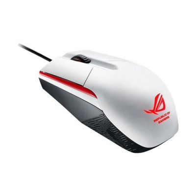 image Rog Sica White Optical Mouse