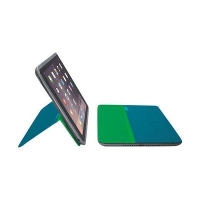 image LOGITECH Anyangle - Vert et bleu Sarcelle Étui Ipad Mini