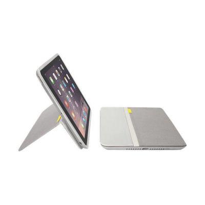 image Logitech 939-001199 Etui de protection avec Support multi-angle pour iPad Mini Gris