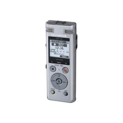 image Olympus DM-720 Kit de dictaphone de réunion et d'enregistrement (mémoire 4 Go, USB Direct, avec batterie Ni-MH) kleine Value not found