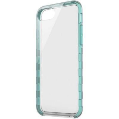 """image Belkin - Coque """"SheerForce Pro"""" avec Dos Transparent et Contour Bleu pour iPhone 7 Plus"""