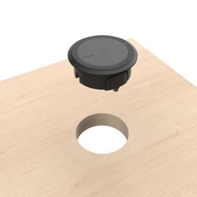 image Belkin Système de recharge à induction BOOST↑UP (installation en surface) - Chargeur à induction 10 W pour utilisation commerciale, installation requise