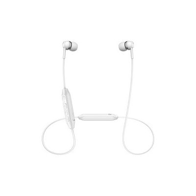 image Écouteurs sans fil Sennheiser CX 350BT avec tour de cou, Blanc