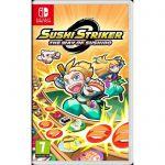 image produit Sushi Striker The Way of Sushido Nintendo Switch - livrable en France