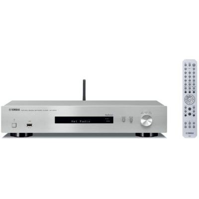 image Yamaha NP-S303 Lecteur Réseau Bluetooth Argent
