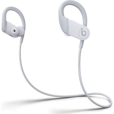 image Beats Écouteurs sans Fil Powerbeats  - Puce Apple H1, Résistants à la Transpiration - Blanc (2020)