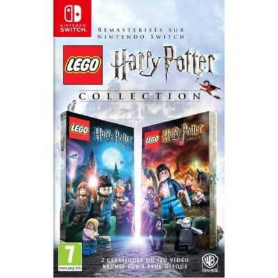 image Lego Harry Potter Collection pour Nintendo Switch